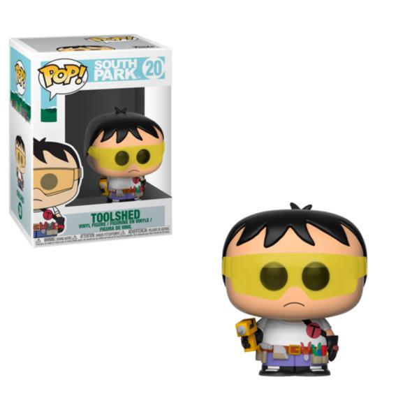 South Park - POP! Vinyl-Figur Toolshed