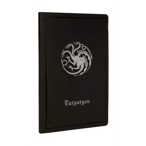 Game of Thrones - Notizbuch Targaryen
