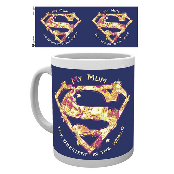 Superman - Tasse Supermum