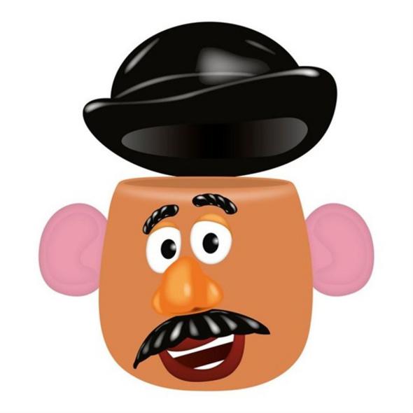 Toy Story - Tasse Charlie Naseweis 3D