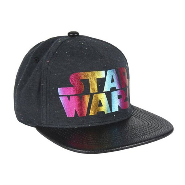 Star Wars - Snapback Galaxy Logo