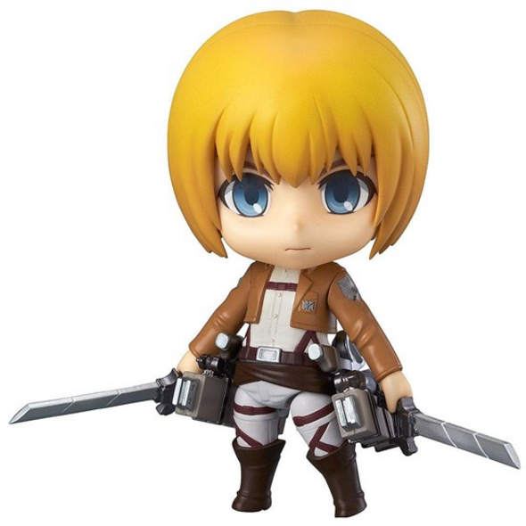 Attack on Titan - Actionfigur Armin Arlert
