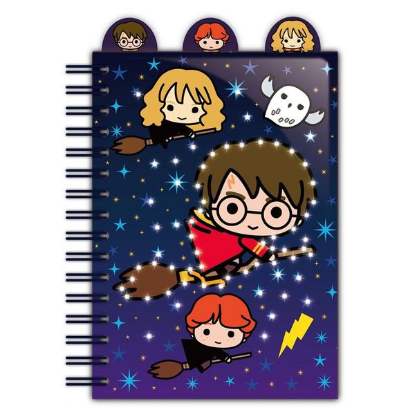 Harry Potter - Notizbuch Chibi Charakter