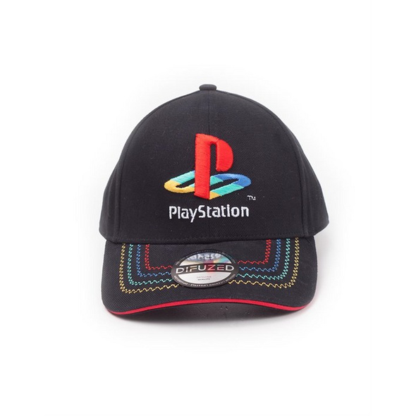 PlayStation - Cappy Retro Logo