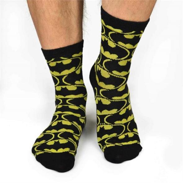DC Comics -  Socken Batman (Größe 43-46)