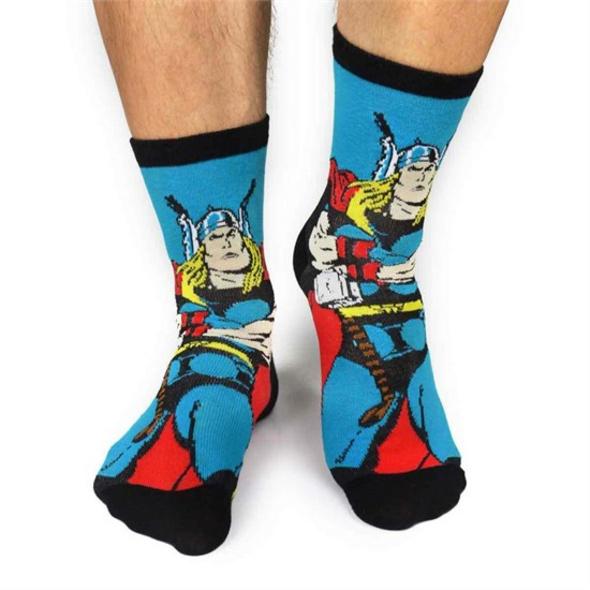 Marvel Avengers - Socken Thor (Größe 39-42)