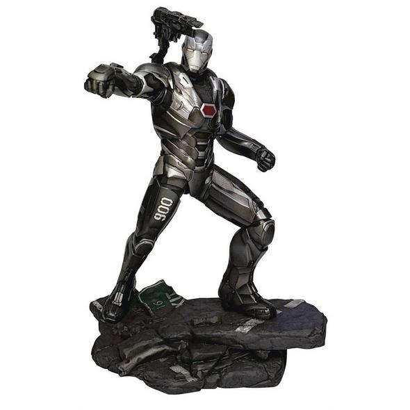 Avengers 4: Endgame - Statue Statue War Machine