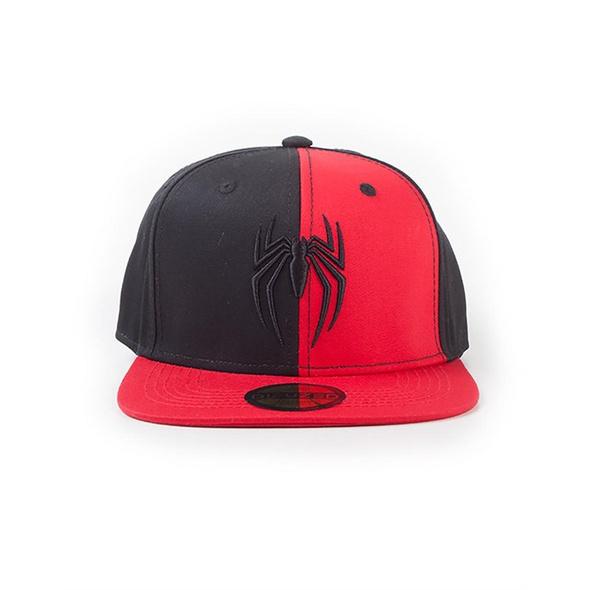 Spider-Man - Snapback 3D Logo