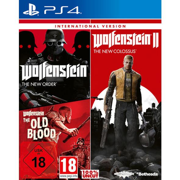 Wolfenstein Triple Pack (International Version)