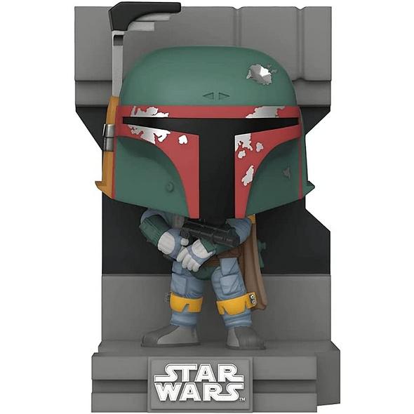 Star Wars - POP!-Vinyl Figur Boba Fett (Deluxe Edition)