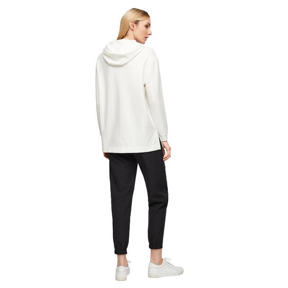 Hoodie mit Grafik-Print - Kapuzen-Sweatshirt