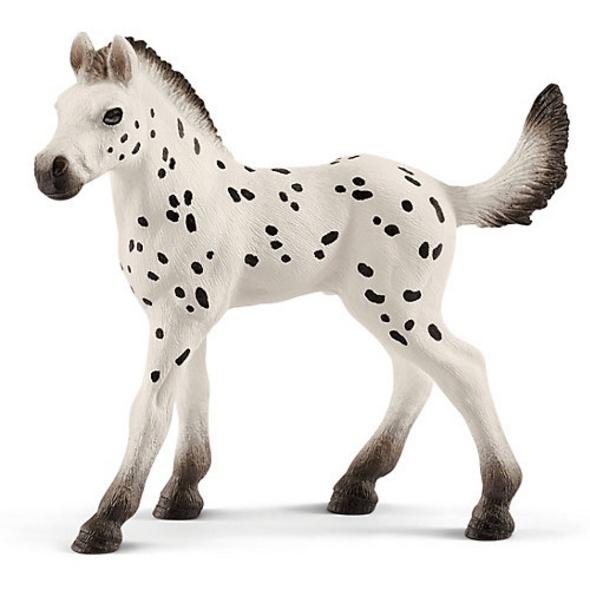 Schleich 13890 Horse Club: Knabstrupper Fohlen
