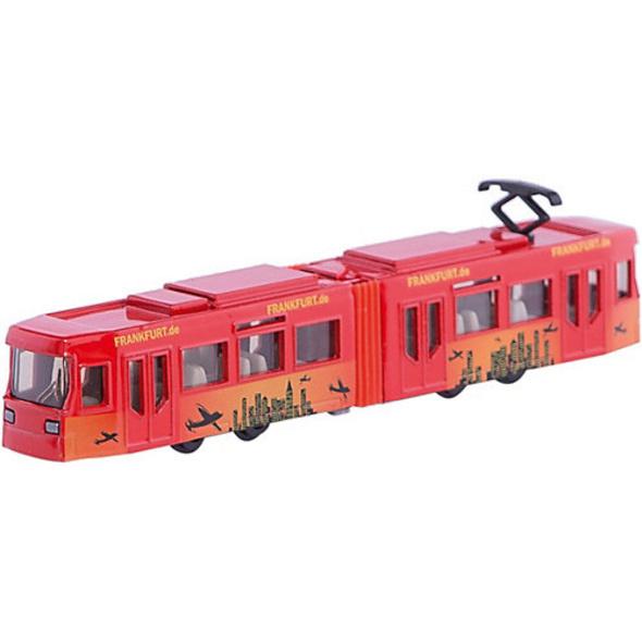 SIKU 1615 Straßenbahn