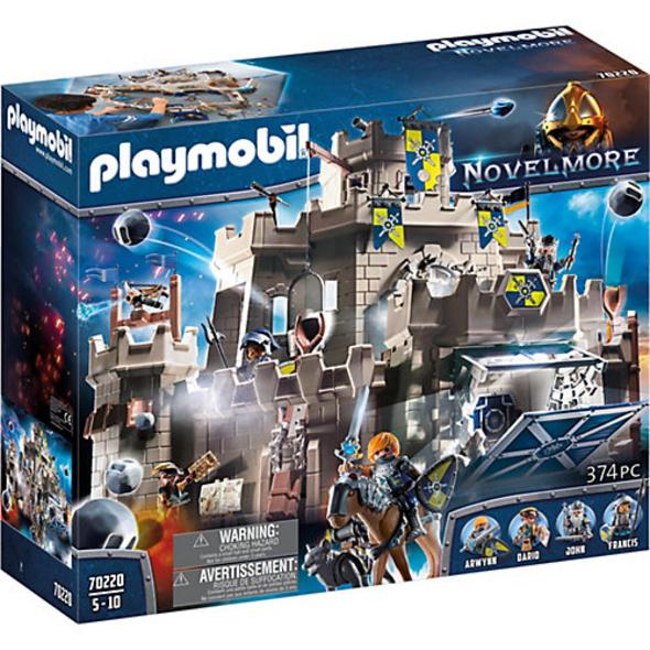 PLAYMOBIL® 70220 NOVELMORE Große Burg der Artefaktritter