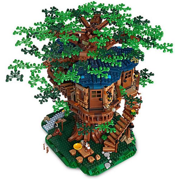 LEGO 21318 Ideas: Baumhaus