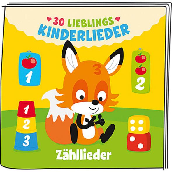 Tonies - 30 Lieblings-Kinderlieder - Zähllieder