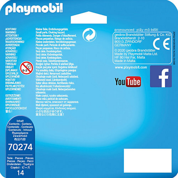PLAYMOBIL® 70274 Duo Pack Urlauberpaar