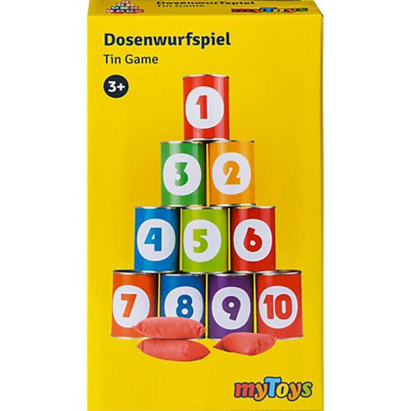 myToys Dosenwurfspiel, 13-tlg.