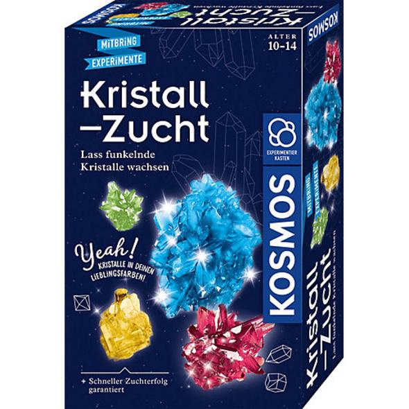 Kristall-Zucht