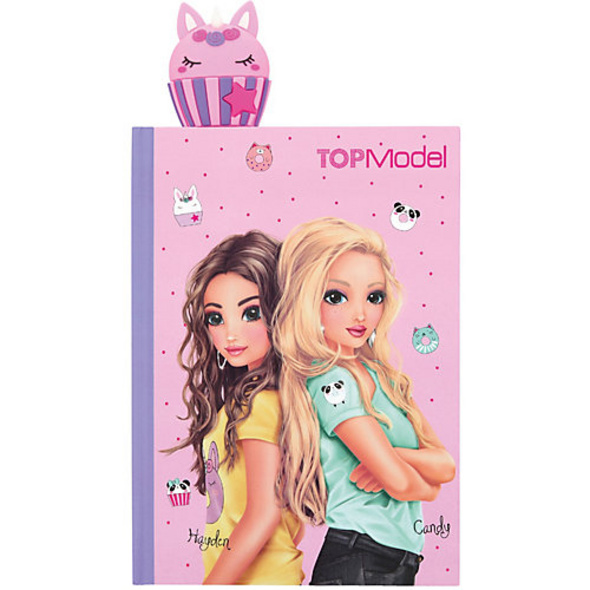 TOPModel Secrets Book CANDY CAKE