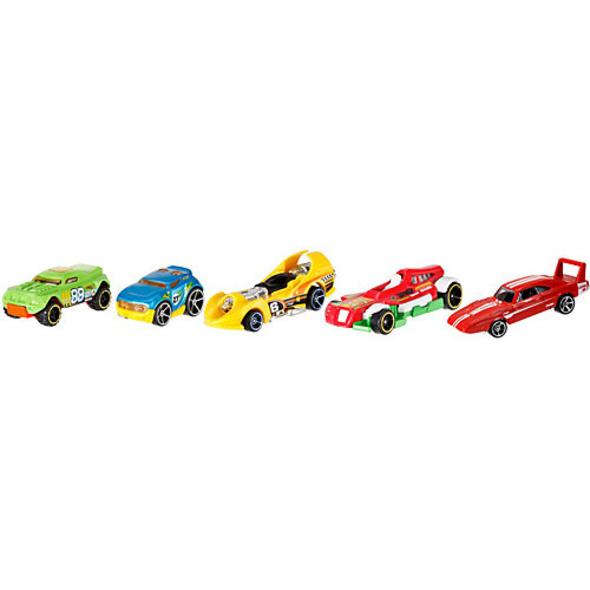 Hot Wheels Geschenkset 5er Pack - 1 Stück, sortiert