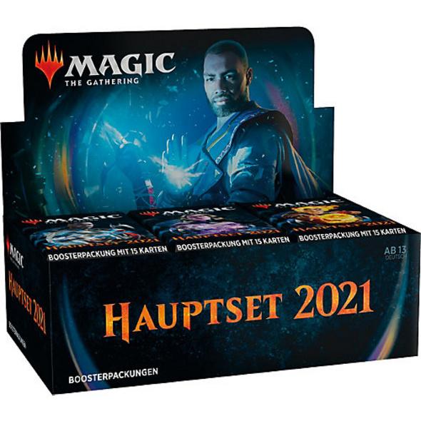 Magic the Gathering Core Set 2021 Booster DE
