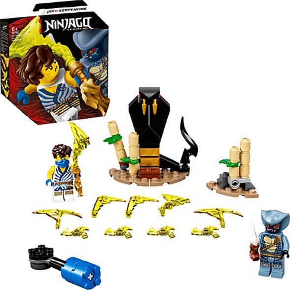 LEGO® NINJAGO® 71732 Battle Set: Jay vs. Serpentine