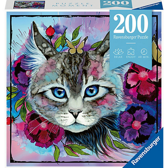 Puzzle Cateye, 200 Teile
