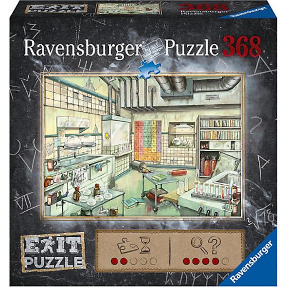 EXIT Puzzle - Das Labor, 368 Teile