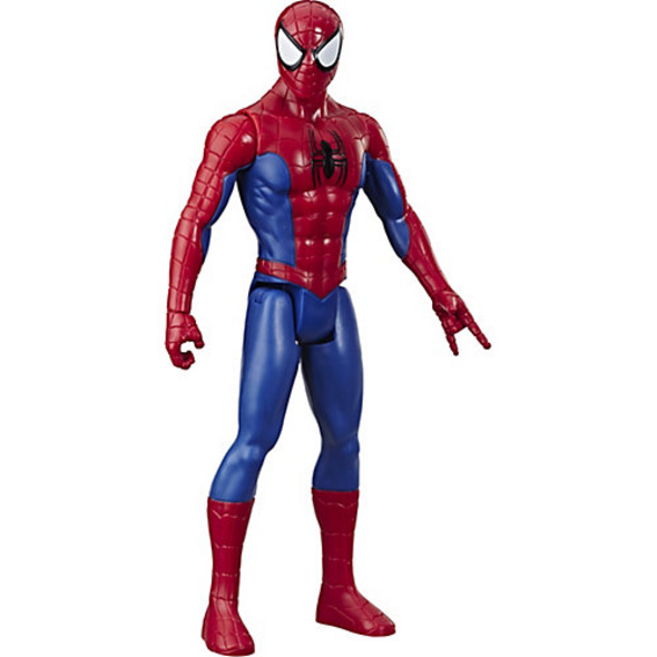 Marvel Spider-Man Titan Hero Serie Spider-Man Action-Figur, 30 cm