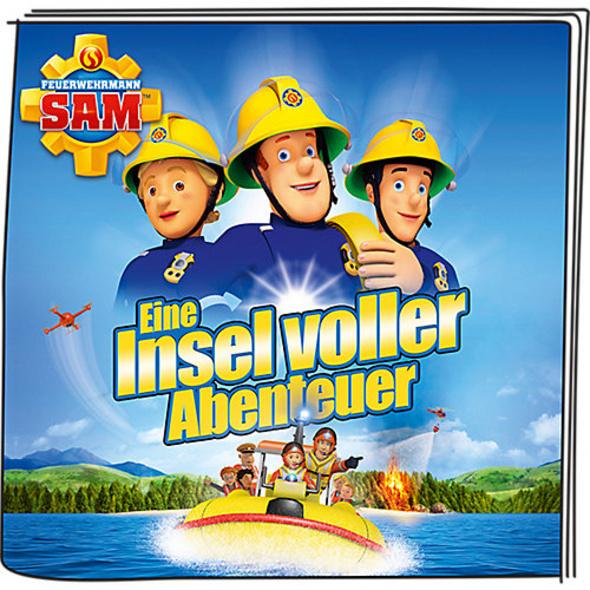 Feuerwehrmann Sam - Eine Insel voller Abenteuer