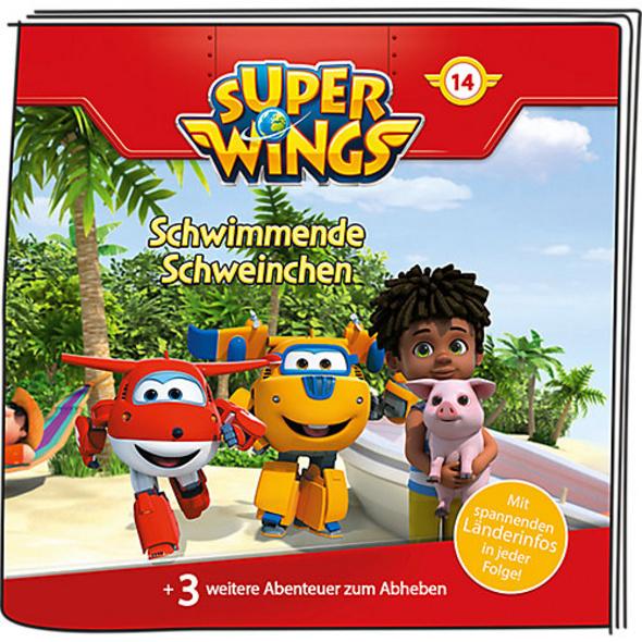 Super Wings - Schwimmende Schweinchen
