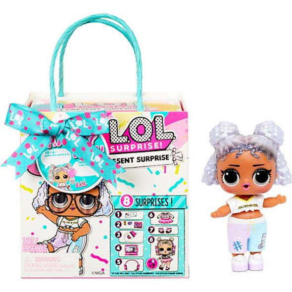 L.O.L. Surprise Present Surprise Tots Serie 3, sortiert