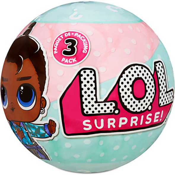 L.O.L. Surprise Mini Family Mix 3 Pack - Miss Baby Family