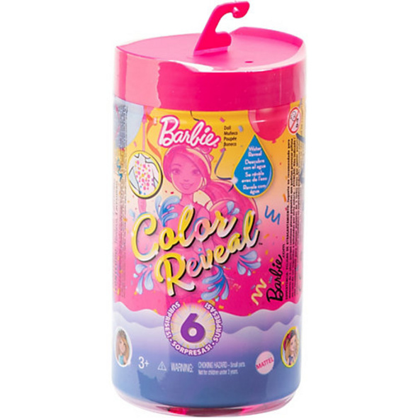 Barbie Color Reveal Chelsea Puppe, Party