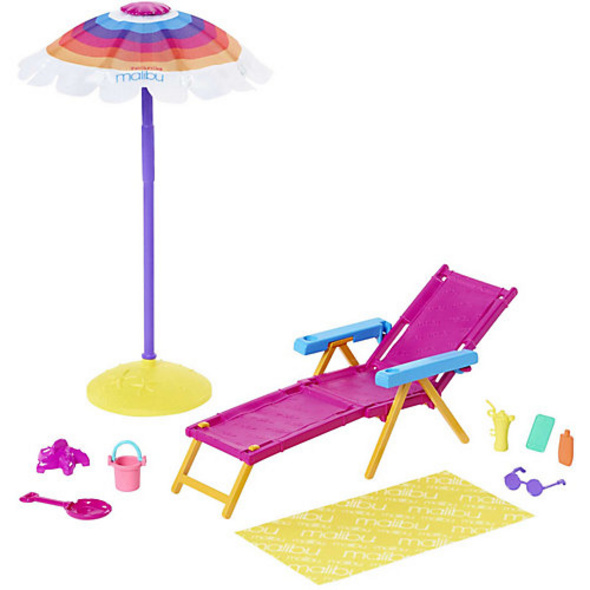 Barbie Loves the Ocean Strandspaß Spielset