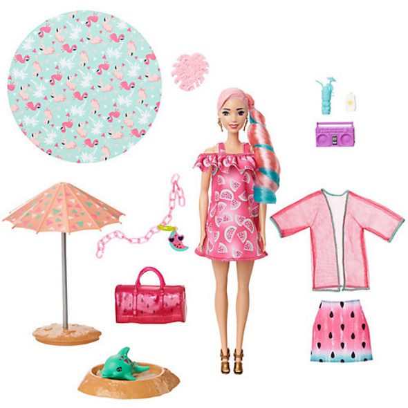 Barbie Color Reveal Foam Reveal Watermelon