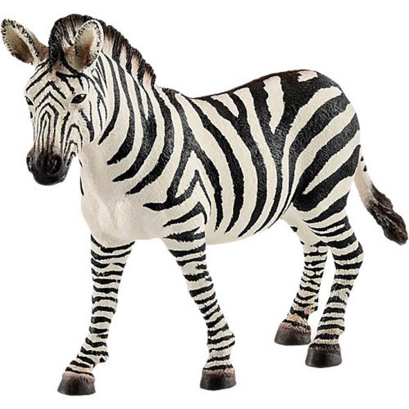 Schleich 14810 Wild Life: Zebra Stute