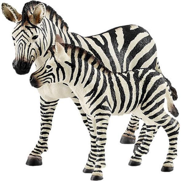 Schleich 14811 Wild Life: Zebra Fohlen