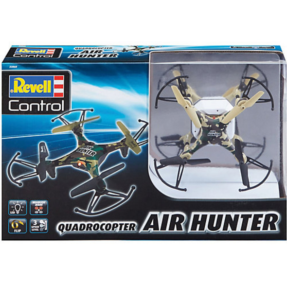 "RC Quadrocopter ""Air Hunter"""