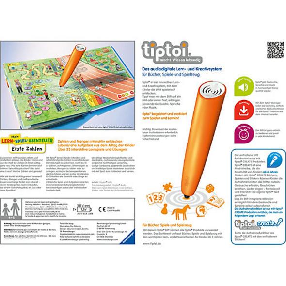 """tiptoi® Starterset mit Stift und Buch """"Erste Zahlen"""""""