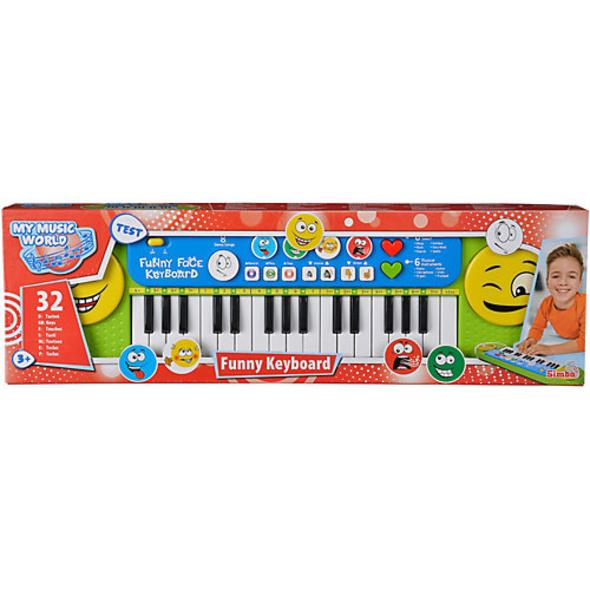 MMW Funny Keyboard