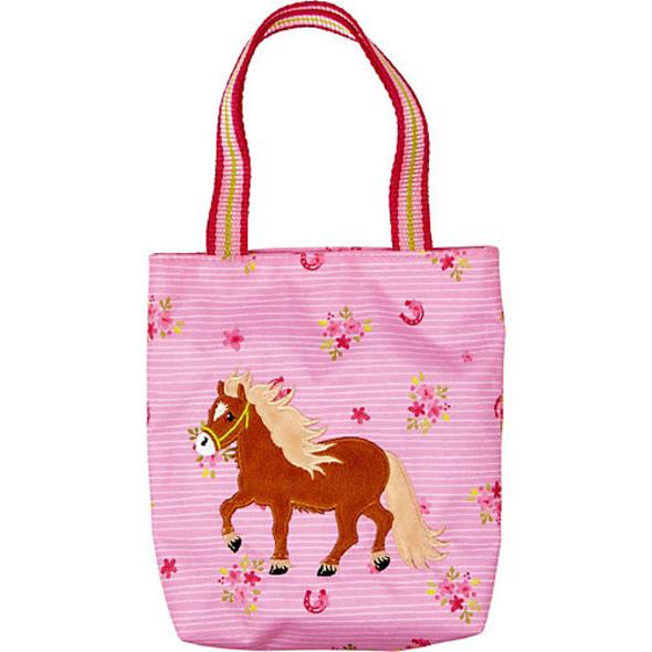 Kleine Shoppingbag Mein kleiner Ponyhof pink