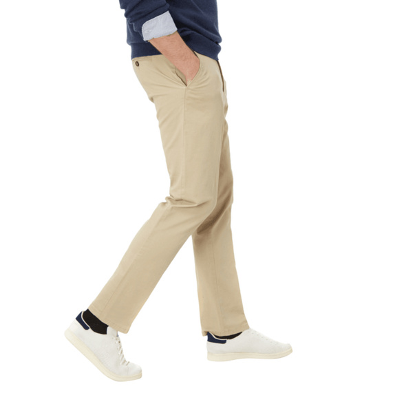 Regular Fit Chino mit Stretch-Anteil