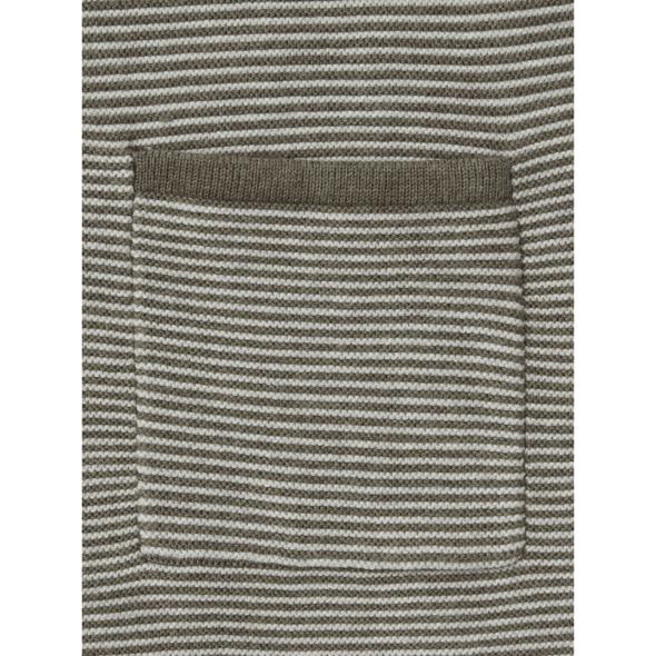Strickjacke aus Baumwolle