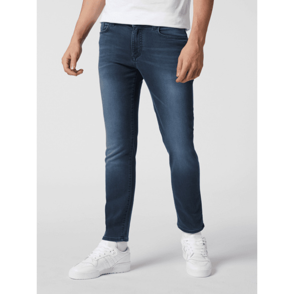 Slim Fit Jeans mit Stretch-Anteil Modell 'Don'