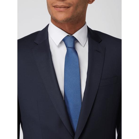 Krawatte aus reiner Seide (7 cm)