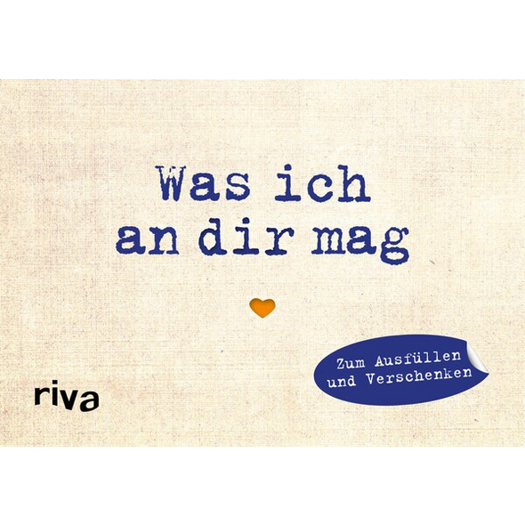 Was ich an dir mag – Miniversion