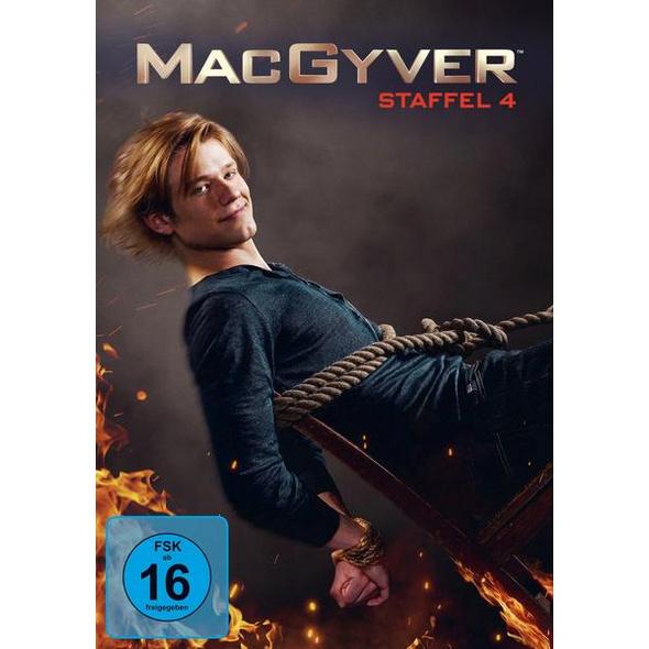 MacGyver - Staffel 4 (Reboot)  [3 DVDs]
