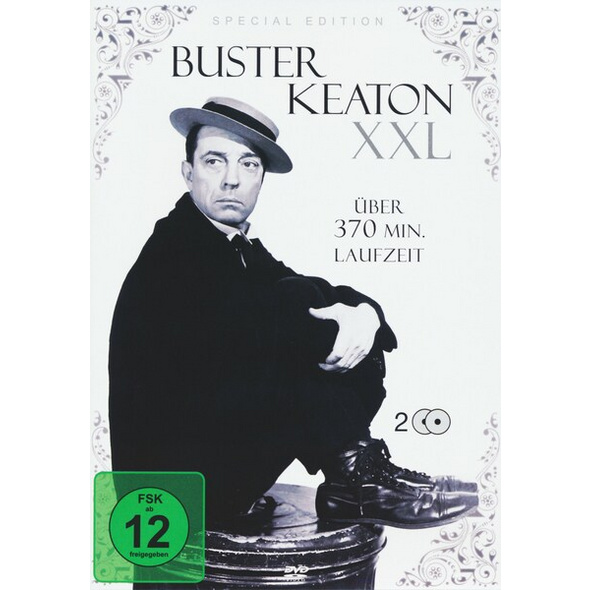 Buster Keaton XXL  Special Edition [2 DVDs]